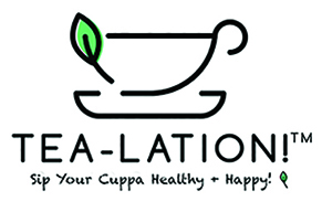 Share, Steep, Sip, + Savor T-L Teas!